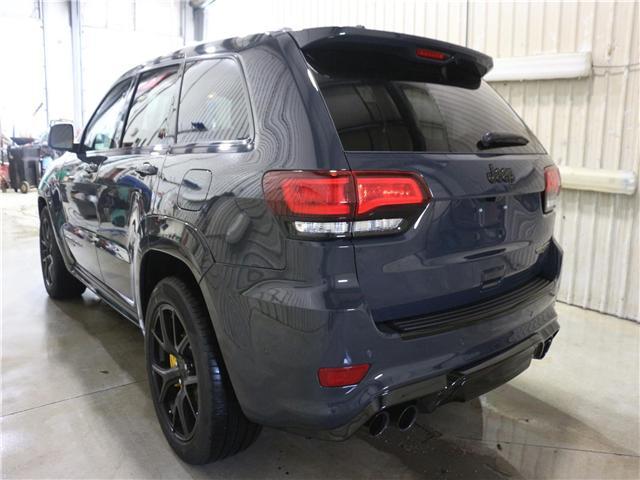 2018 Jeep Grand Cherokee Trackhawk (Stk: JT132) in Rocky Mountain House - Image 7 of 30