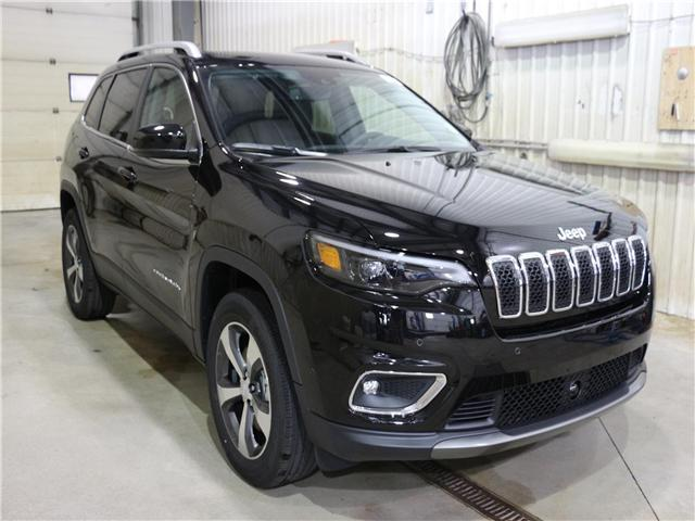 2019 Jeep Cherokee Limited (Stk: KT020) in Rocky Mountain House - Image 2 of 30