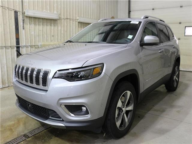 2019 Jeep Cherokee Limited (Stk: KT019) in Rocky Mountain House - Image 1 of 30