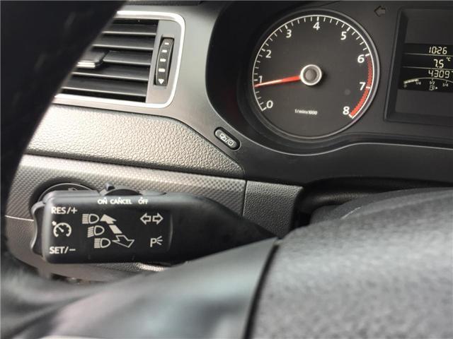 2014 Volkswagen Jetta 2.0L Trendline+ (Stk: 264884) in Orleans - Image 15 of 25