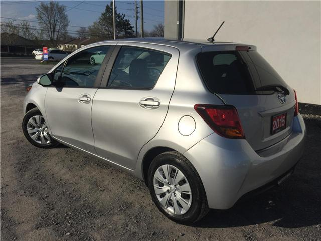 2015 Toyota Yaris SE (Stk: 045970) in Orleans - Image 2 of 23