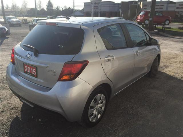 2015 Toyota Yaris SE (Stk: 045970) in Orleans - Image 4 of 23