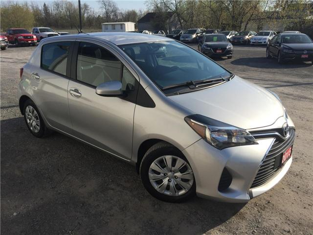 2015 Toyota Yaris SE (Stk: 045970) in Orleans - Image 5 of 23