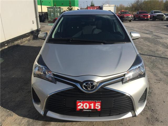 2015 Toyota Yaris SE (Stk: 045970) in Orleans - Image 6 of 23