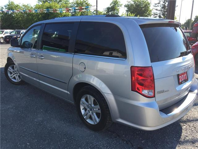 2011 Dodge Grand Caravan Crew (Stk: 744290) in Orleans - Image 2 of 28