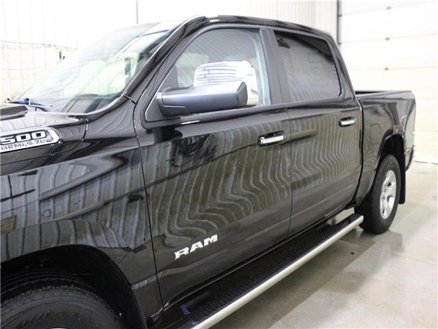 2019 RAM 1500 Big Horn (Stk: KT010) in Rocky Mountain House - Image 3 of 30