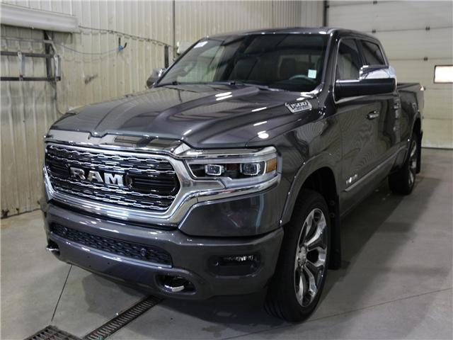 2019 RAM 1500 Limited (Stk: KT027X) in Rocky Mountain House - Image 1 of 30