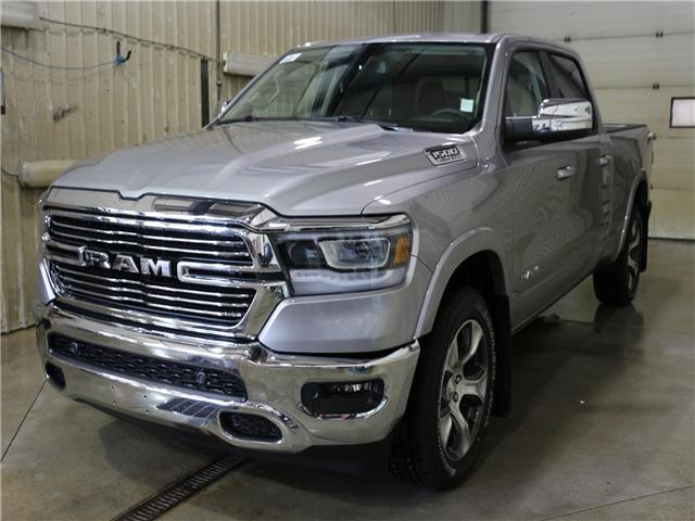 2019 RAM 1500 25H Laramie (Stk: KT013) in Rocky Mountain House - Image 1 of 30