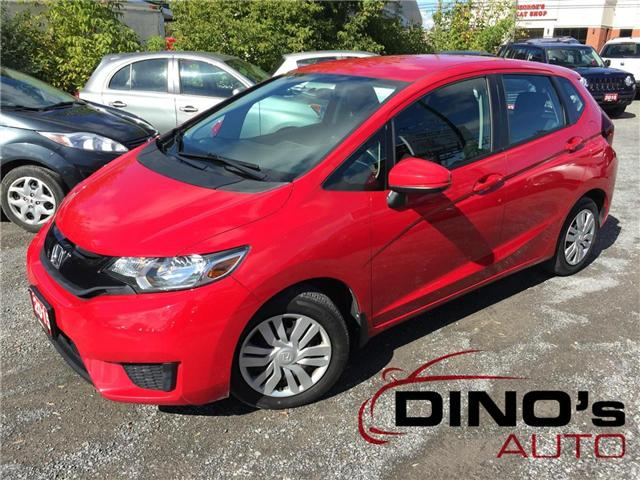 2015 Honda Fit LX (Stk: 103408) in Orleans - Image 1 of 26