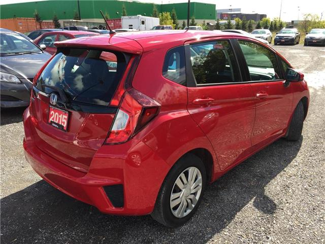 2015 Honda Fit LX (Stk: 103408) in Orleans - Image 4 of 26