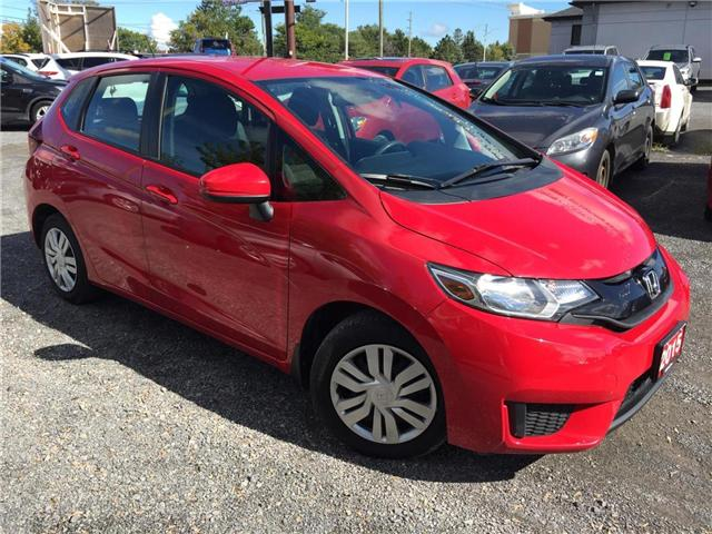 2015 Honda Fit LX (Stk: 103408) in Orleans - Image 5 of 26