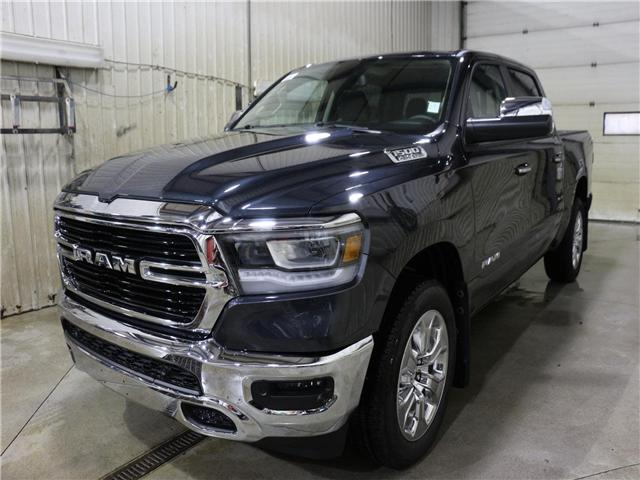 2019 RAM 1500 Big Horn (Stk: KT004) in Rocky Mountain House - Image 1 of 30