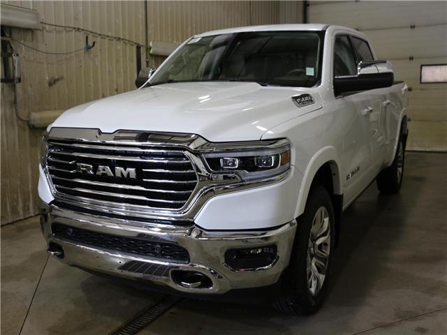 2019 RAM 1500 Laramie Longhorn (Stk: KT021) in Rocky Mountain House - Image 1 of 30