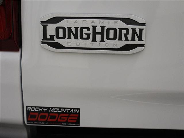 2019 RAM 1500 Laramie Longhorn (Stk: KT021) in Rocky Mountain House - Image 10 of 30