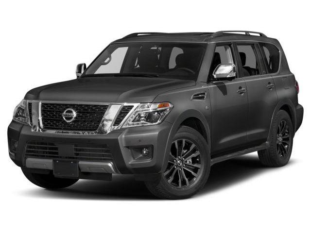 2019 Nissan Armada Platinum (Stk: 19030) in Barrie - Image 1 of 9