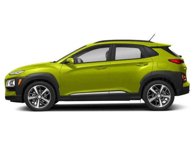 2019 Hyundai KONA 1.6T Ultimate (Stk: N20382) in Toronto - Image 2 of 9