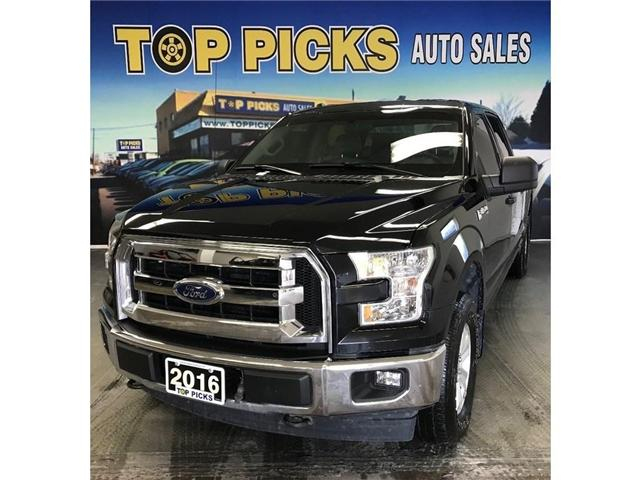 2016 Ford F-150 XLT (Stk: 15989) in NORTH BAY - Image 1 of 29