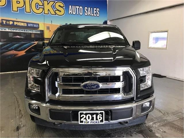 2016 Ford F-150 XLT (Stk: 15989) in NORTH BAY - Image 2 of 29