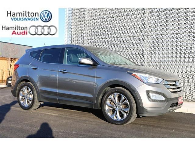 2013 Hyundai Santa Fe Sport 2.0T Limited (Stk: A10168A) in Hamilton - Image 1 of 16