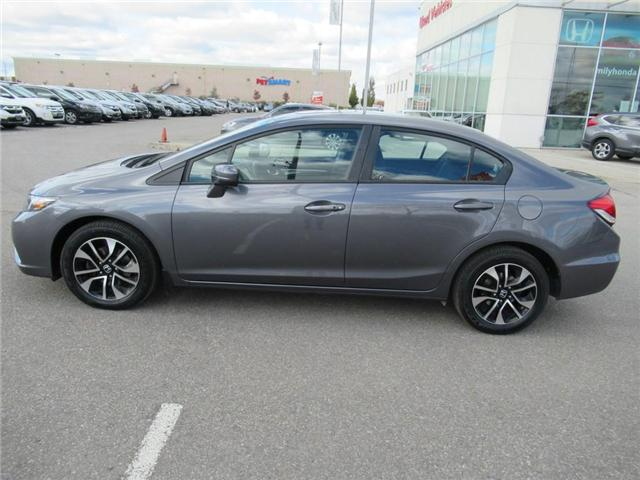 2015 Honda Civic EX (Stk: 8104118A) in Brampton - Image 2 of 30