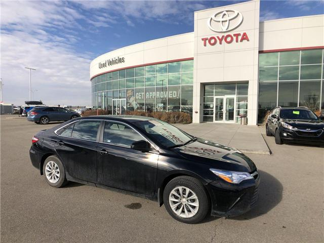 2017 Toyota Camry LE (Stk: 284238) in Calgary - Image 1 of 15