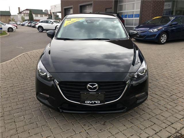 2018 Mazda Mazda3 GX (Stk: 28159A) in East York - Image 8 of 29