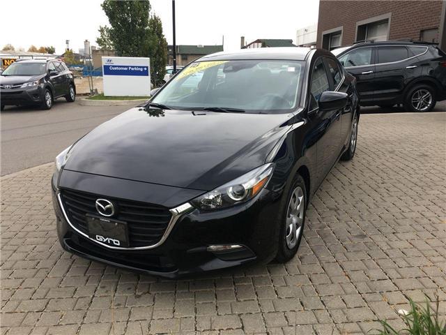 2018 Mazda Mazda3 GX (Stk: 28159A) in East York - Image 9 of 29