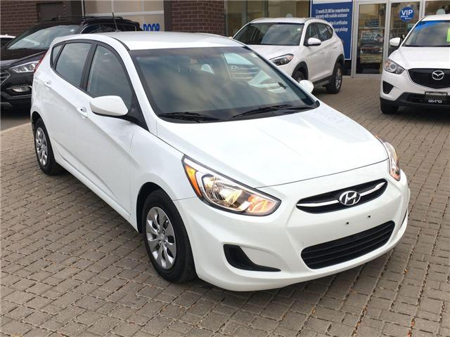 2016 Hyundai Accent GL (Stk: H4149) in Toronto - Image 1 of 26