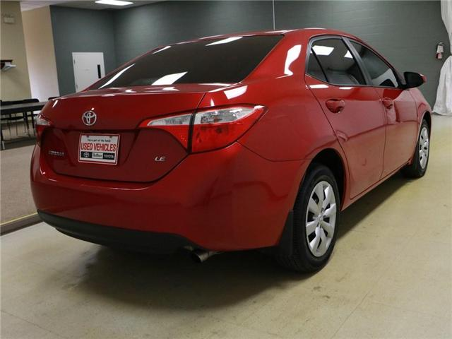 2015 Toyota Corolla LE (Stk: 186224) in Kitchener - Image 3 of 27