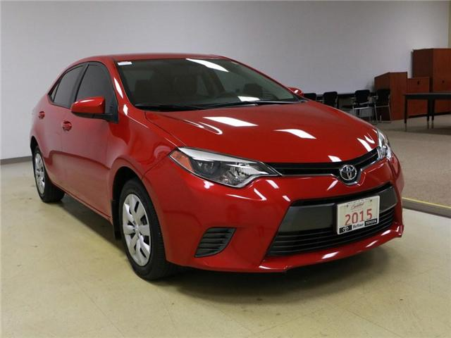 2015 Toyota Corolla LE (Stk: 186224) in Kitchener - Image 4 of 27