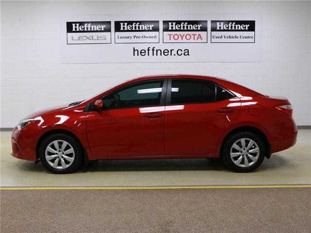 2015 Toyota Corolla LE (Stk: 186224) in Kitchener - Image 18 of 27
