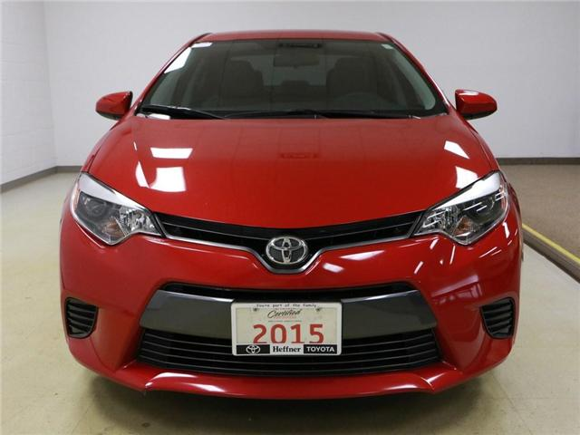 2015 Toyota Corolla LE (Stk: 186224) in Kitchener - Image 19 of 27