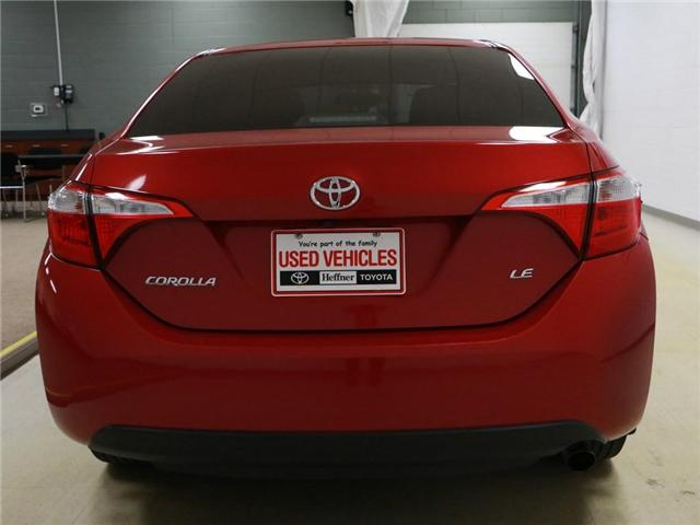 2015 Toyota Corolla LE (Stk: 186224) in Kitchener - Image 20 of 27