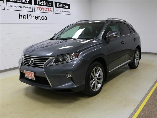 2015 Lexus RX 350 Technology Package (Stk: 187274) in Kitchener - Image 1 of 27