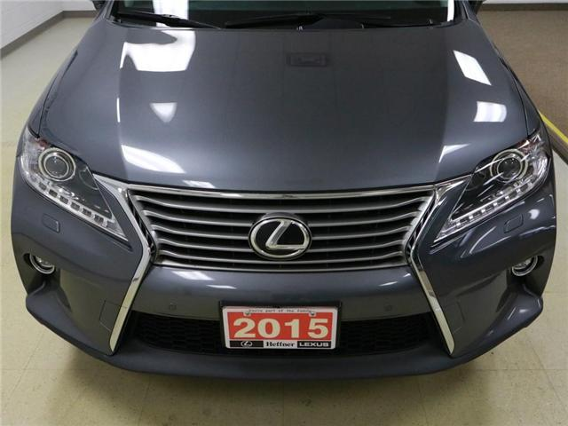 2015 Lexus RX 350 Technology Package (Stk: 187274) in Kitchener - Image 23 of 27