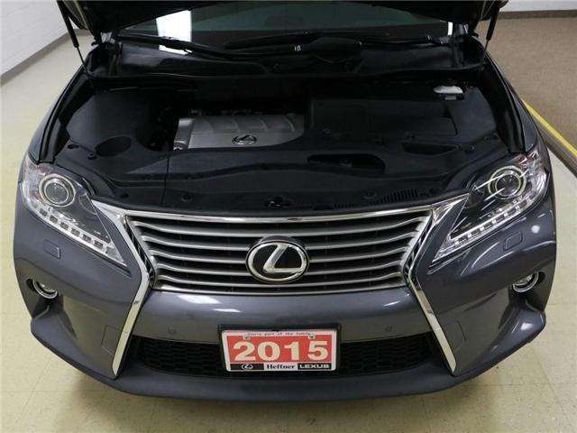 2015 Lexus RX 350 Technology Package (Stk: 187274) in Kitchener - Image 24 of 27
