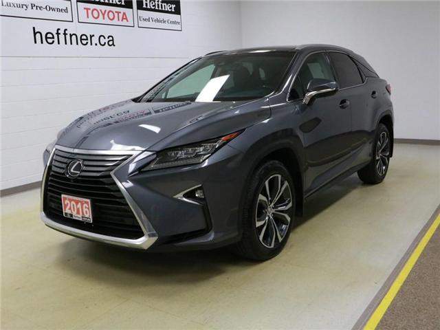 2016 Lexus RX 350 Base (Stk: 187290) in Kitchener - Image 1 of 30
