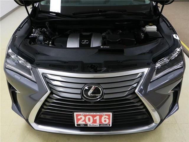 2016 Lexus RX 350 Base (Stk: 187290) in Kitchener - Image 27 of 30
