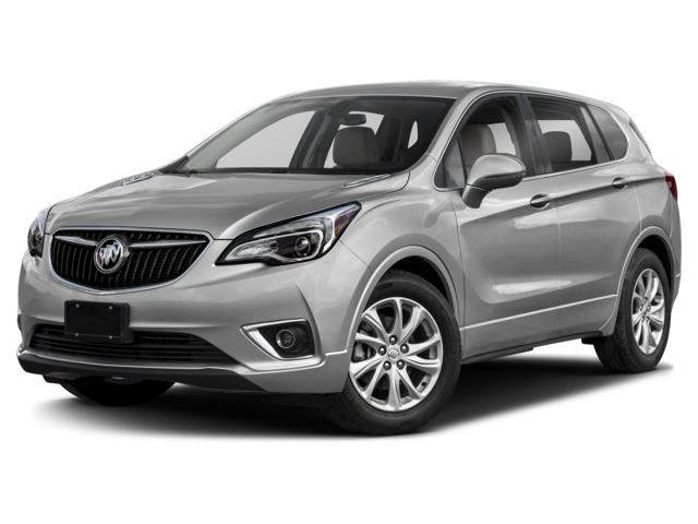 2019 Buick Envision Preferred (Stk: 9025397) in Scarborough - Image 1 of 9