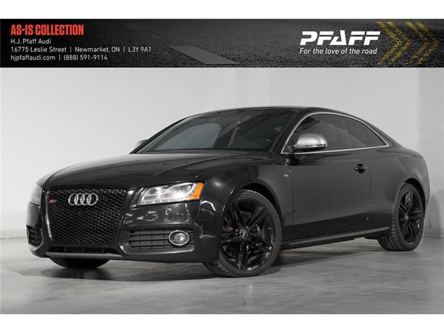 2008 Audi S5 4 2L at $9990 for sale in Newmarket - Pfaff