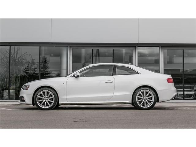 2016 Audi A5 2.0T Progressiv quattro 8sp Tiptronic Cpe (Stk: P13022AA) in Vaughan - Image 2 of 22