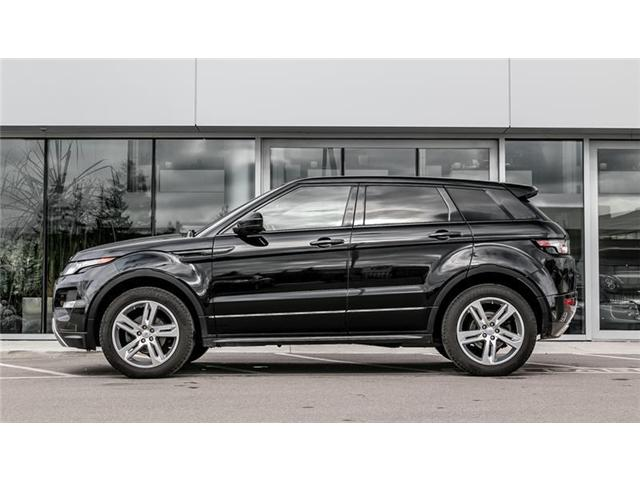 2015 Land Rover Range Rover Evoque Dynamic (Stk: P13122A) in Vaughan - Image 2 of 17