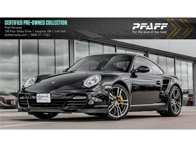 2012 Porsche 911 Turbo S Coupe PDK (Stk: U7488) in Vaughan - Image 1 of 8