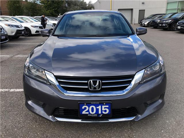 2015 Honda Accord EX-L (Stk: 807116T) in Brampton - Image 2 of 21