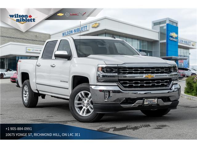 2018 Chevrolet Silverado 1500 1LZ (Stk: 171197) in Richmond Hill - Image 1 of 20