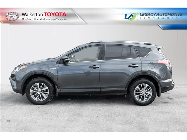 2018 Toyota RAV4 Hybrid LE+ (Stk: P8175) in Walkerton - Image 3 of 23