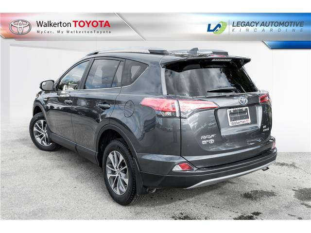 2018 Toyota RAV4 Hybrid LE+ (Stk: P8175) in Walkerton - Image 4 of 23