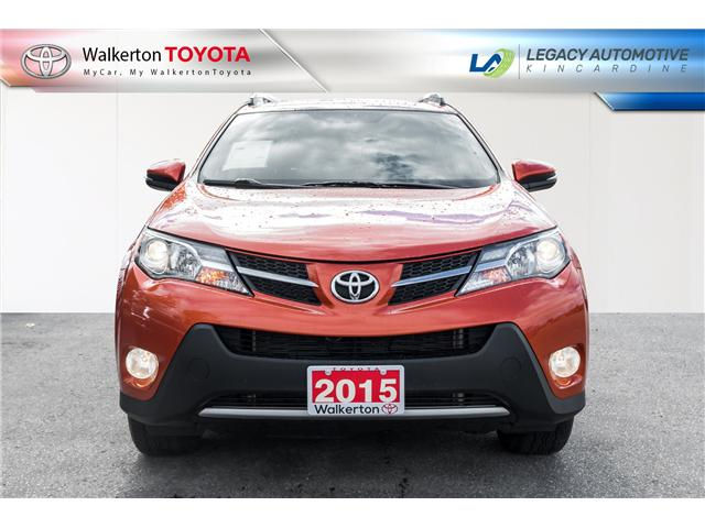 2015 Toyota RAV4 Limited (Stk: P8176) in Walkerton - Image 2 of 21