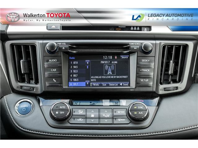 2018 Toyota RAV4 Hybrid LE+ (Stk: P8175) in Walkerton - Image 10 of 23
