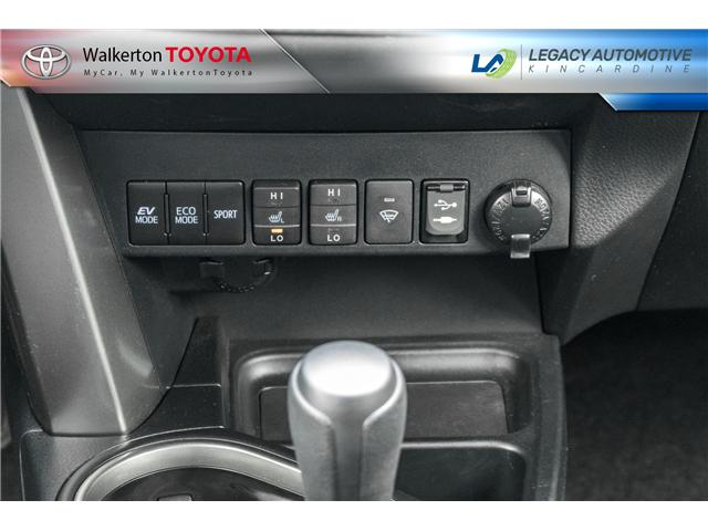 2018 Toyota RAV4 Hybrid LE+ (Stk: P8175) in Walkerton - Image 11 of 23